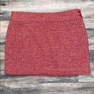 J. Crew Wool Skirt sz 8
